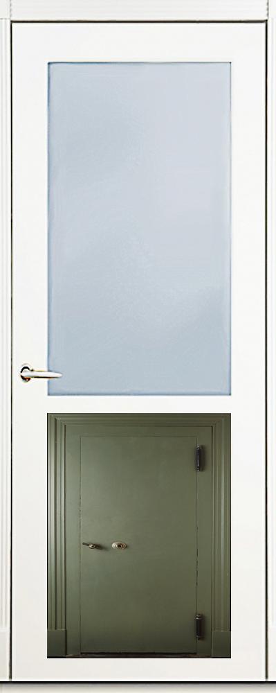 Наклейка на посудомоечную машину - Сейф