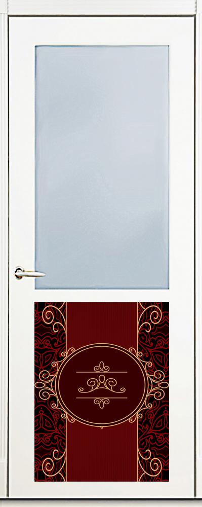 Наклейка на посудомоечную машину -  Роскошь 1