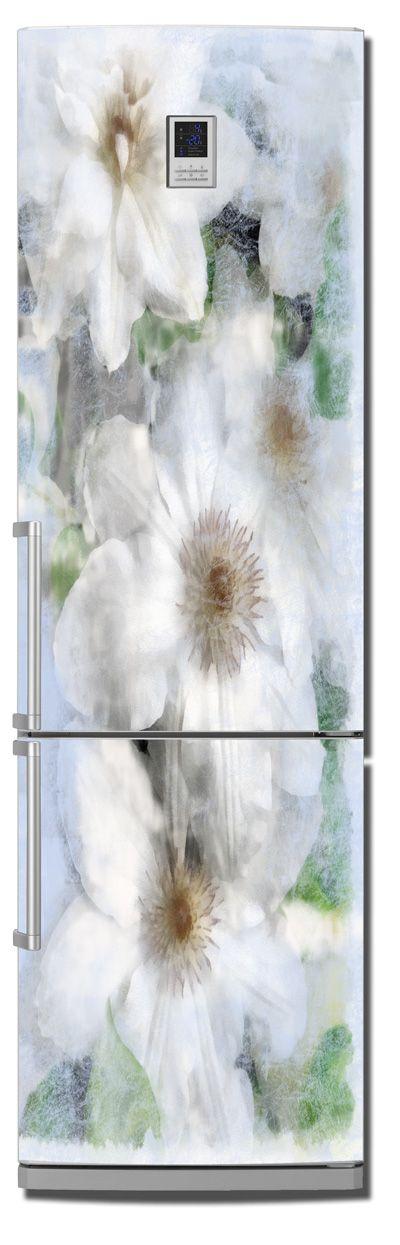 Наклейка на холодильник - Воспоминание
