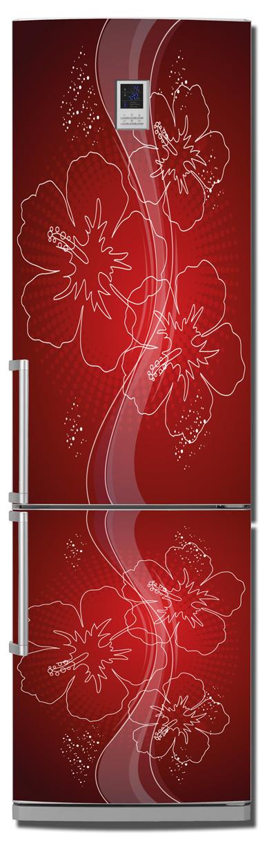 Наклейка на холодильник - Глинтвейн