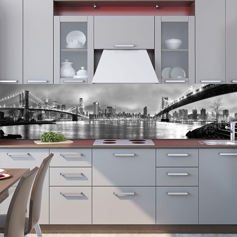 Фартук кухни с фотопечатью - New-York 1