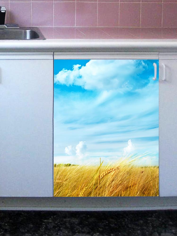 Наклейка на посудомоечную машину  - Житница