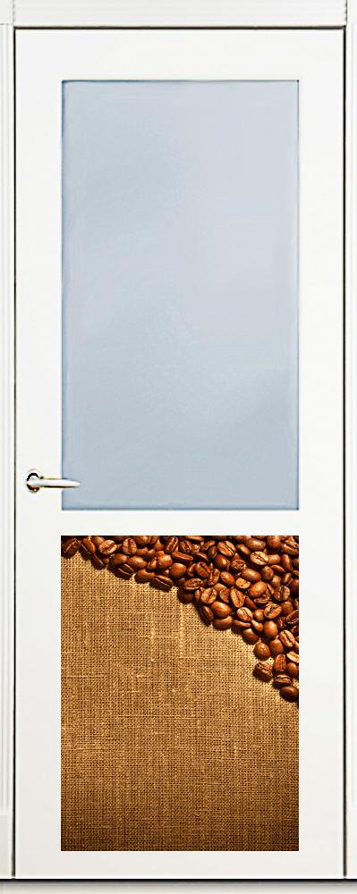 Наклейка на посудомоечную машину  - Кофе 2. Зерна
