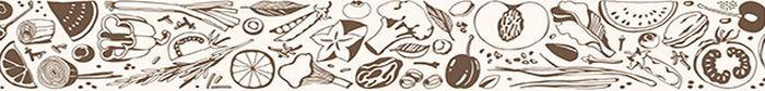 наклейка на фартук кухни - Поставки с рынка