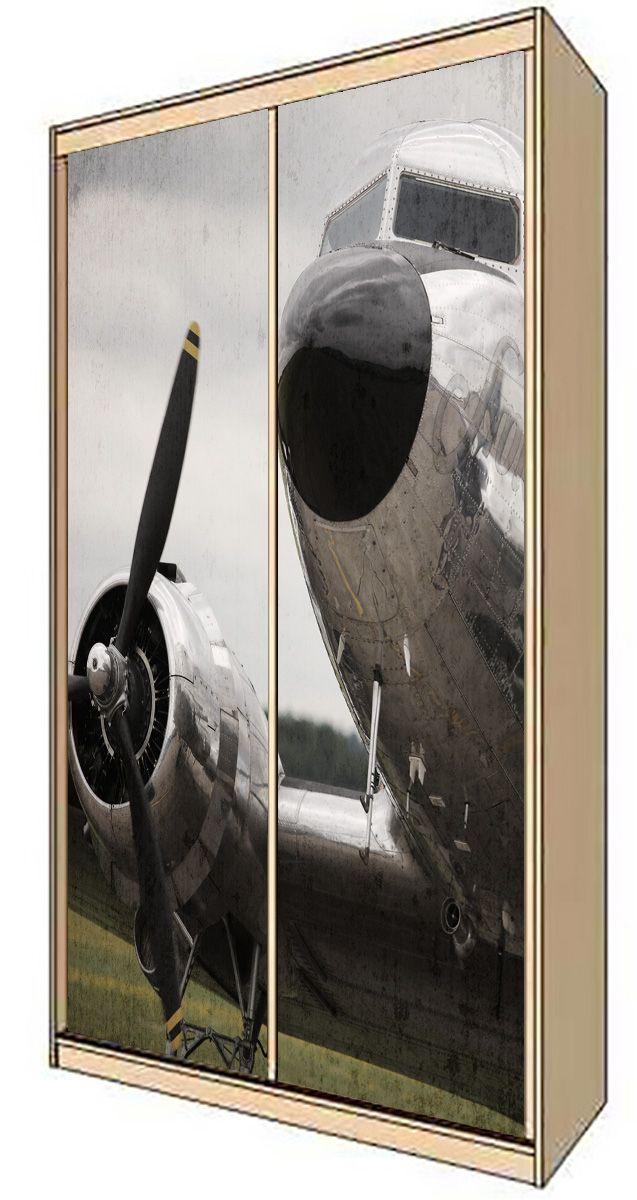 Wardrobe Stickers - Aviator by X-Decor