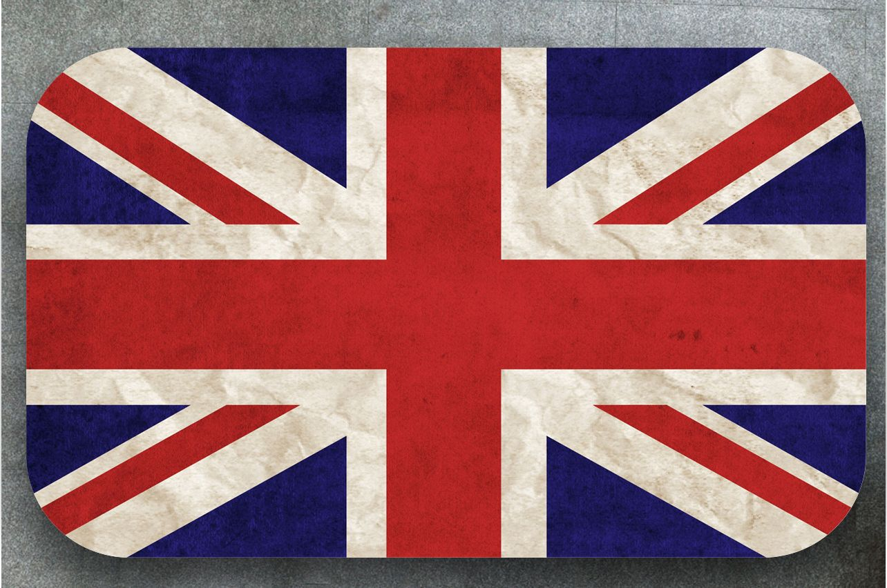 Stickers a Table - Union jack | Table Decals in x-decor.com