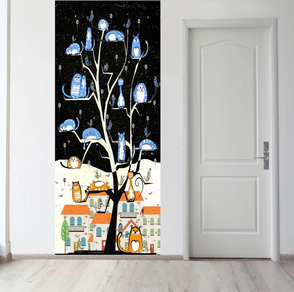 Панно на стену -КотоВасия магазин Интерьерные наклейки