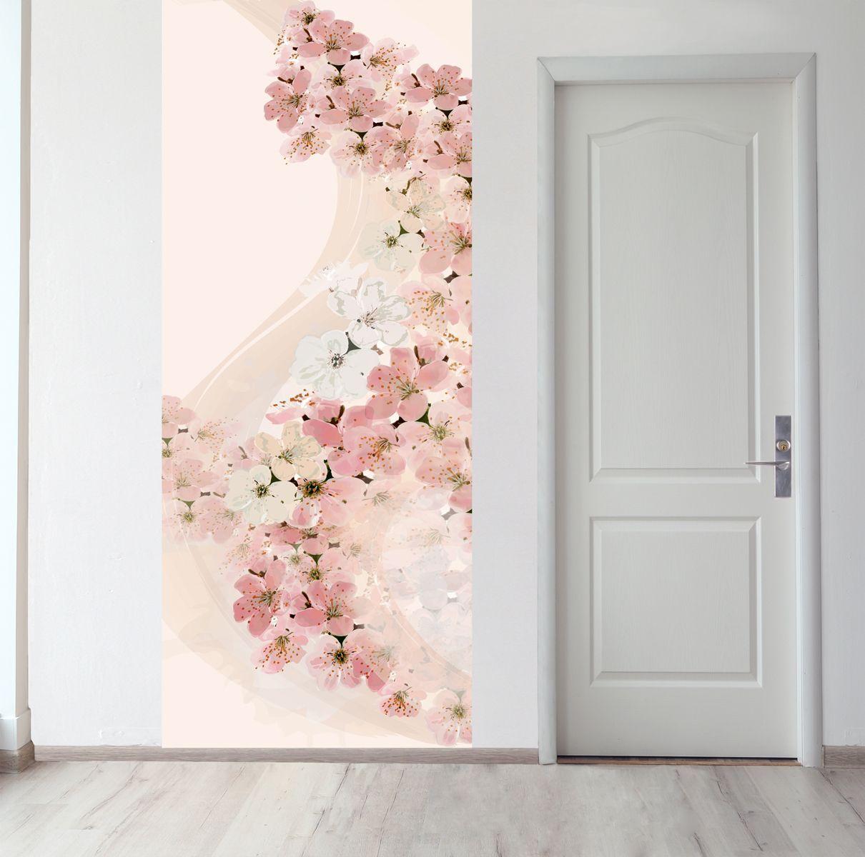 Панно на стену - Вуаль весны магазин Интерьерные наклейки