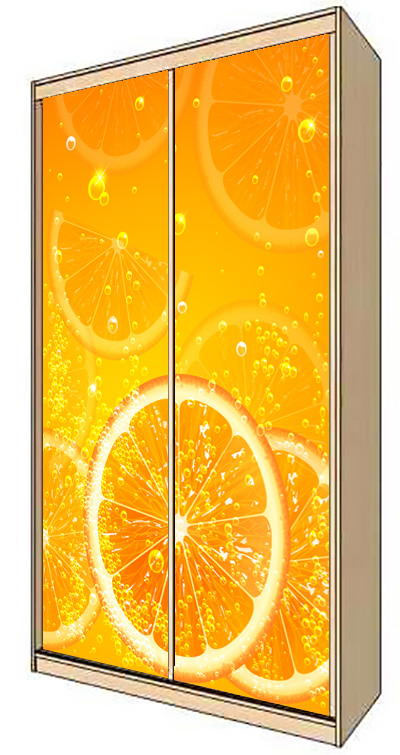 Wardrobe Stickers - Lemonade by X-Decor
