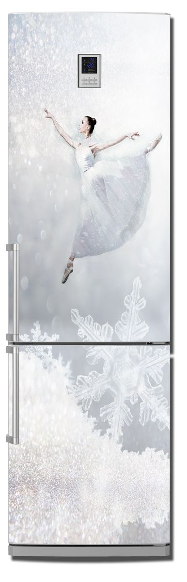 Fridge Skin - Cold? Jump by X-Decor