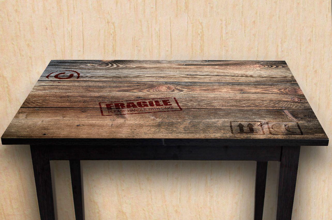 Наклейка на стол - Посылка для Робинзона |  магазин Интерьерные наклейки