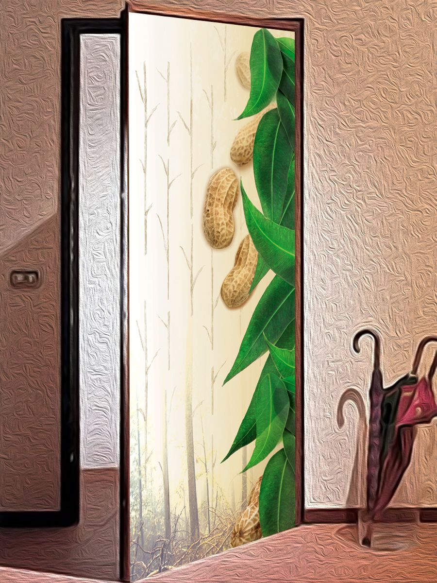 Door sticker - Soft light by X-Decor