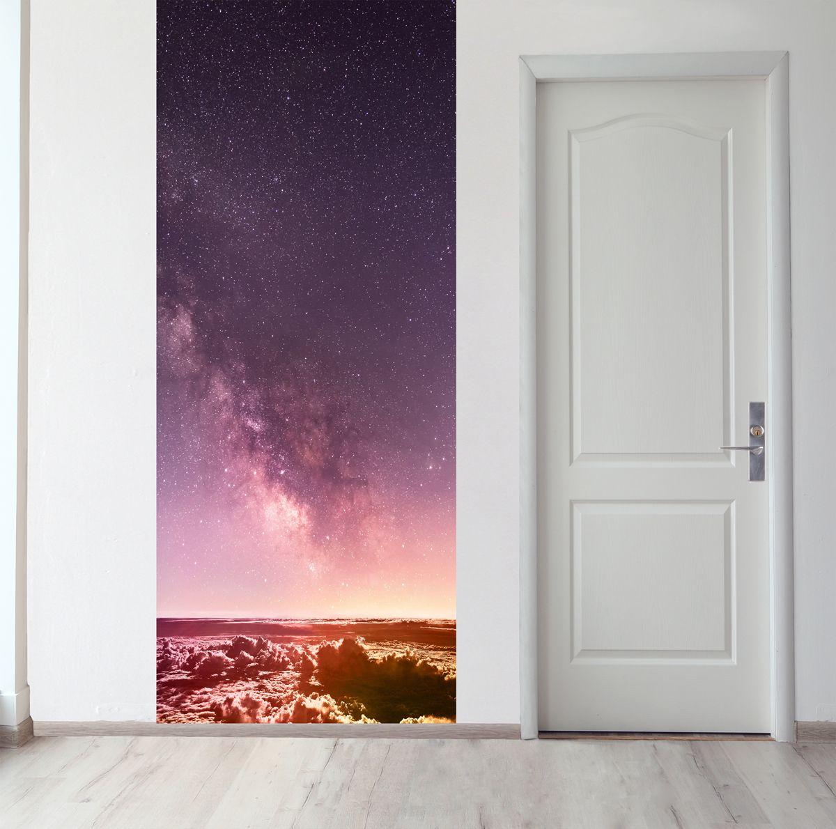 Панно на стену - Над облаками магазин Интерьерные наклейки