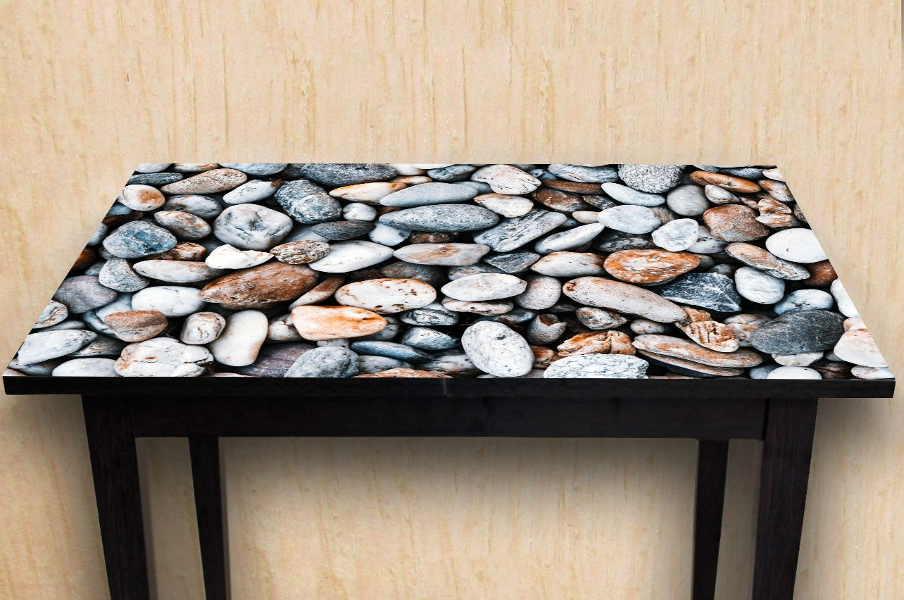 Stickers a Table - Stones| Table top Decals in x-decor.com