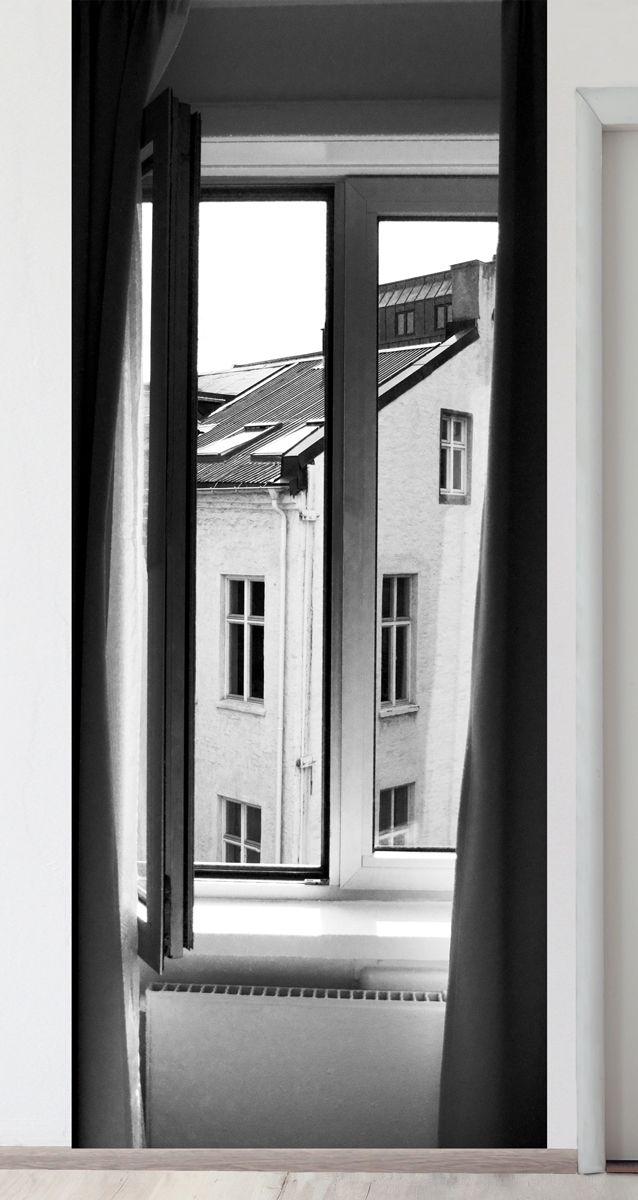 Панно на стену - Окно в... магазин Интерьерные наклейки