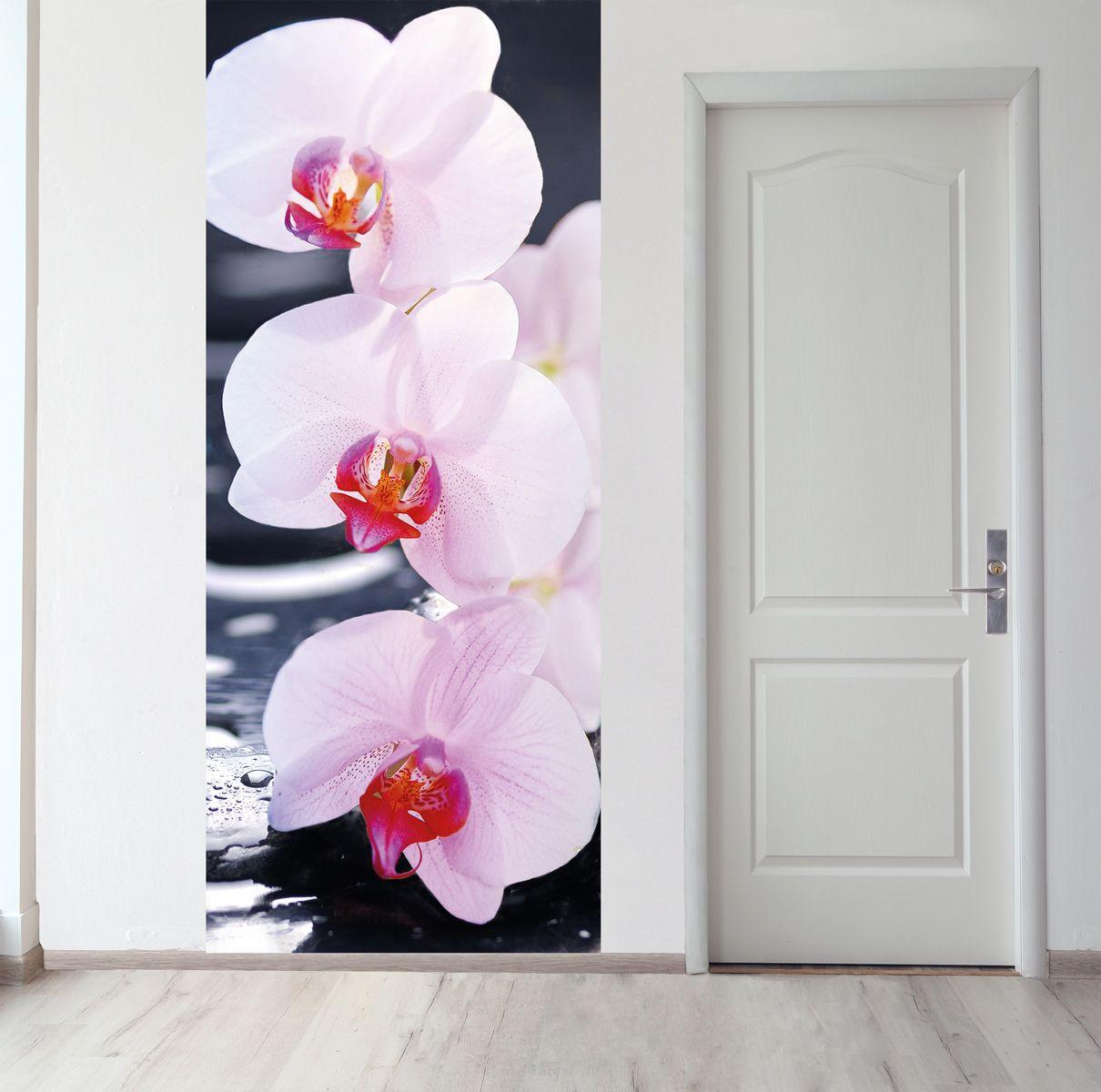Панно на стену - SPA Орхидеи магазин Интерьерные наклейки