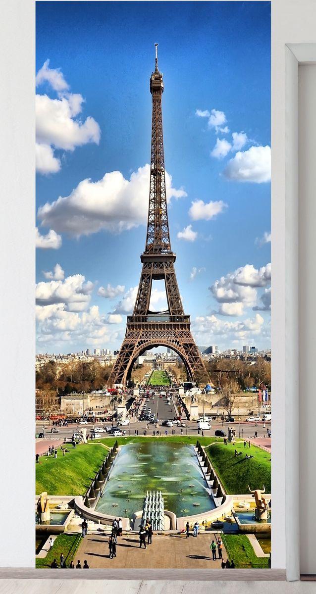 Панно на стену - Париж 2 магазин Интерьерные наклейки