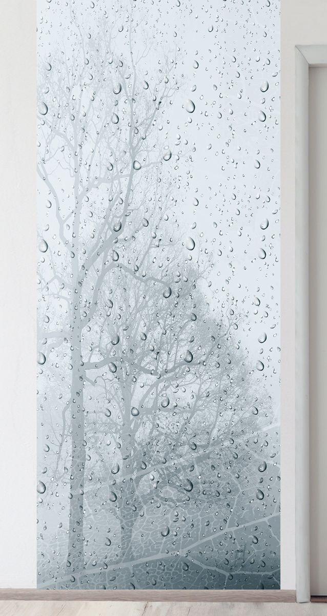 Панно на стену - Ветер и дождь магазин Интерьерные наклейки