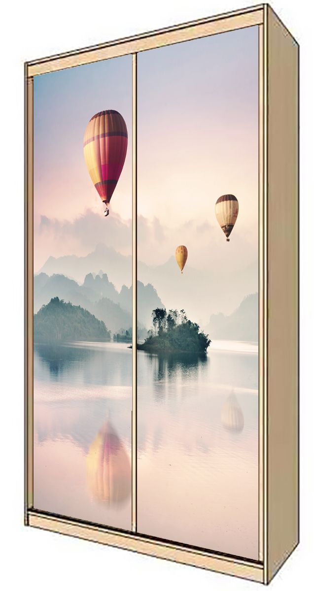 Wardrobe Stickers - Balloonists by X-Decor