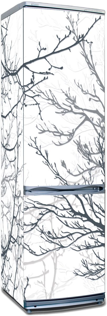 Fridge Skin - BRANCHES by X-Decor